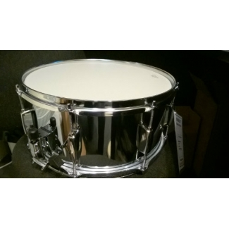 Beverley Steel Snare Drum